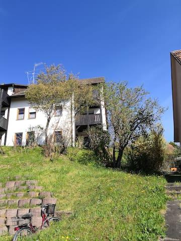 Bad Liebenzell的民宿