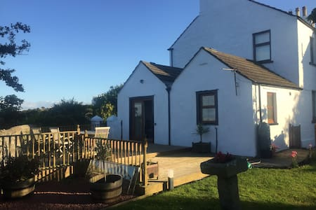 Luxury accommodation in Drummore