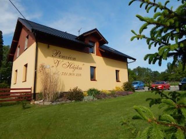 Vřesina的民宿