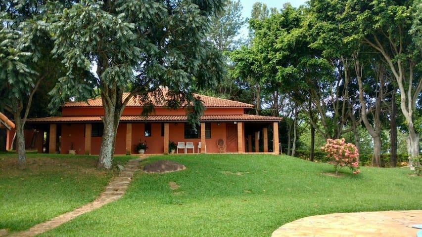 São José do Rio Pardo的民宿