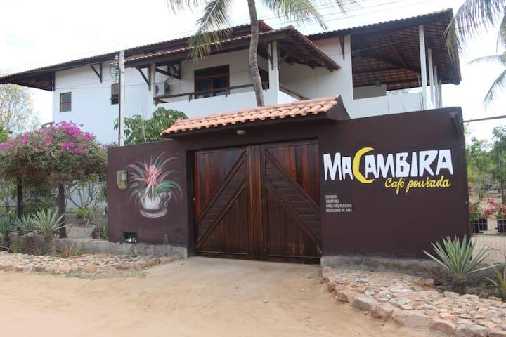 Delmiro Gouveia的民宿
