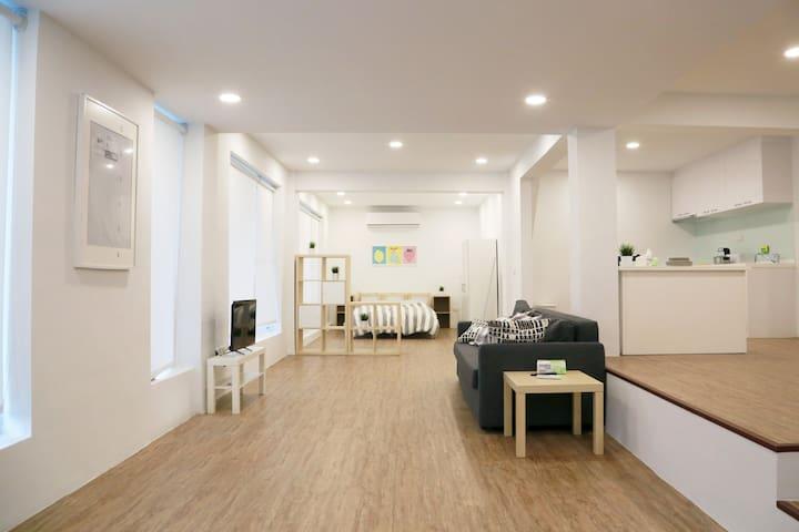 新店区的民宿