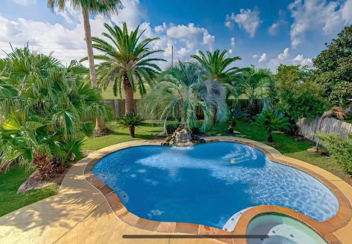 PARADISE in the backyard