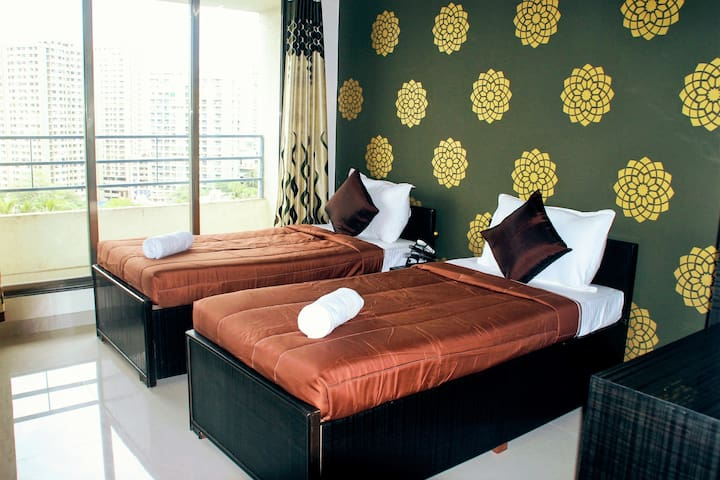 Budget Serviced Apartment in Goregaon West