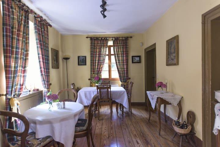 Hangen-Weisheim的民宿