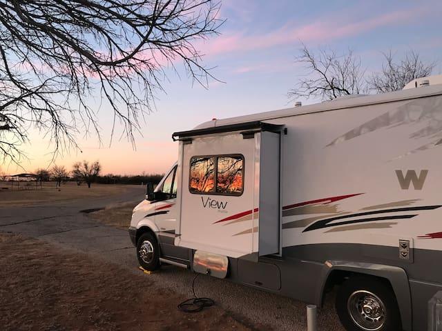 RV Camping spot - You bring the RV