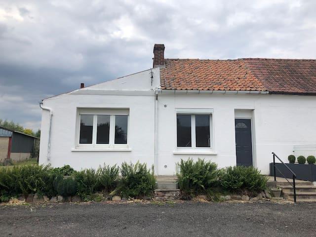 Vaudricourt的民宿