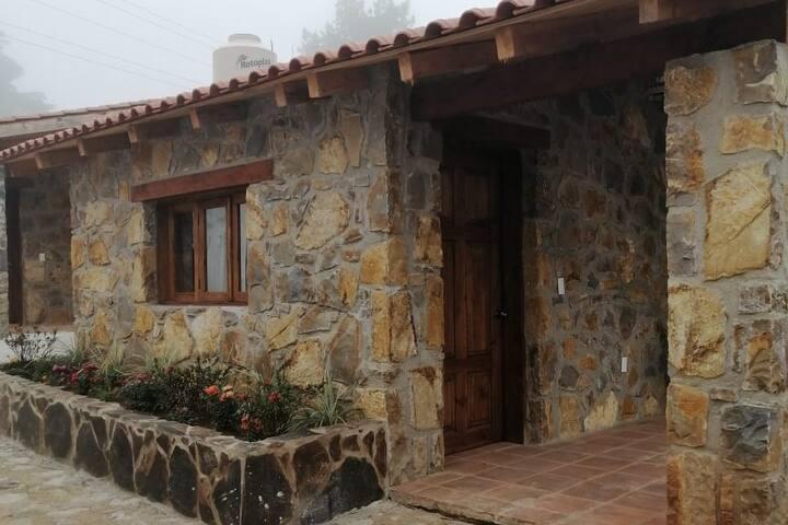 Huasca de Ocampo的民宿