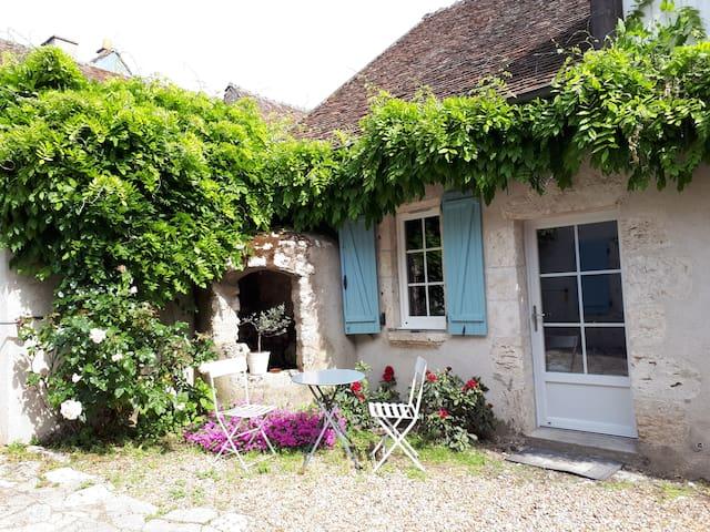 Saint-Dyé-sur-Loire的民宿