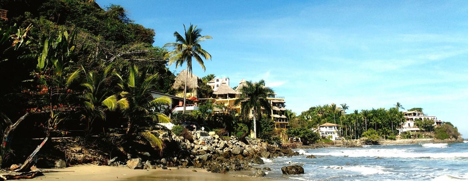 巴亚尔塔的度假屋