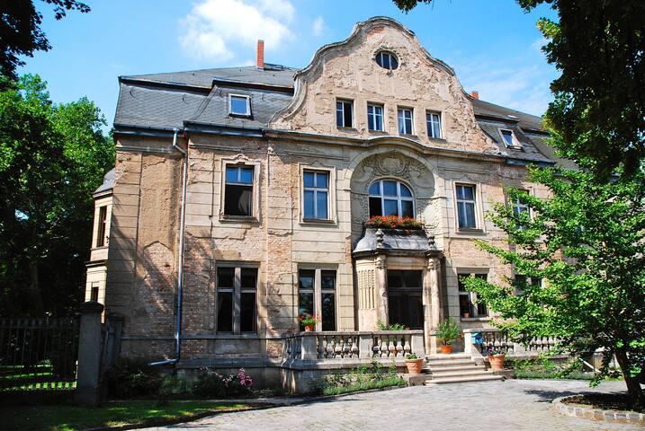 Teutschenthal的民宿