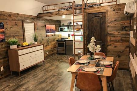 Teton Tiny Home