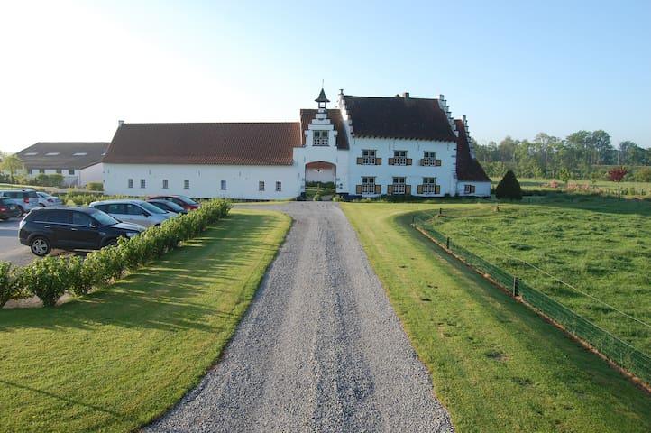 Tournai的民宿