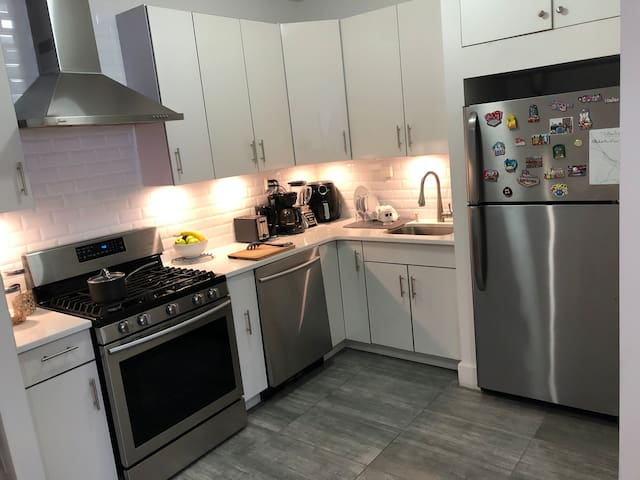 New clean room in Queens, NY