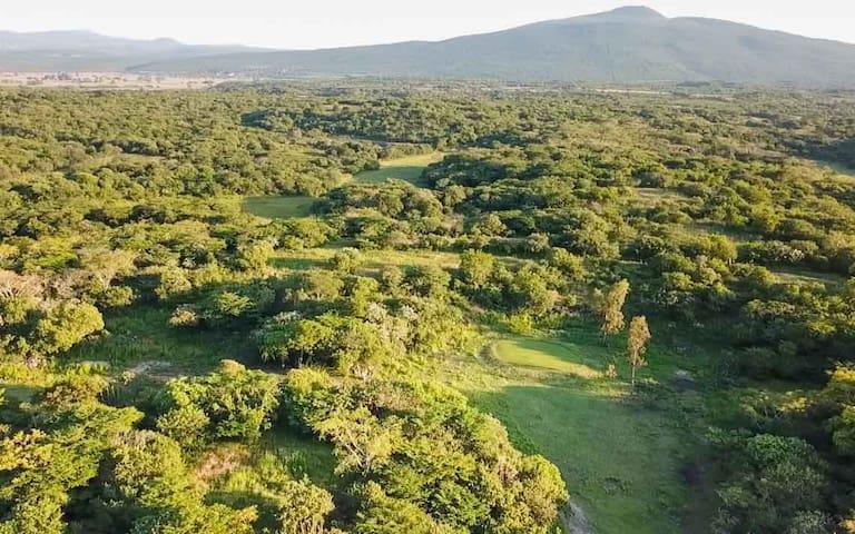 Casacuarán的民宿
