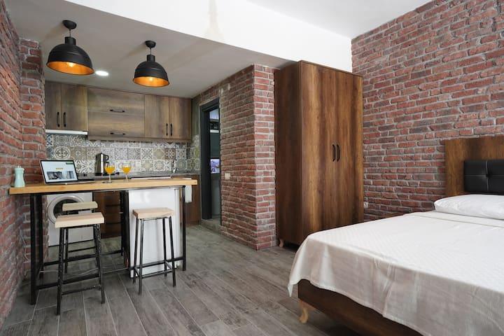 Vavilla Apartment Grey