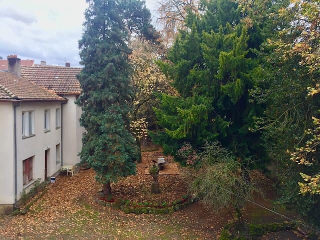米卢斯 (Mulhouse)的民宿