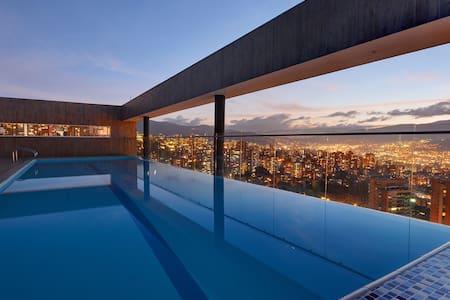 Stunning condominium in El Poblado - Medellin(1)