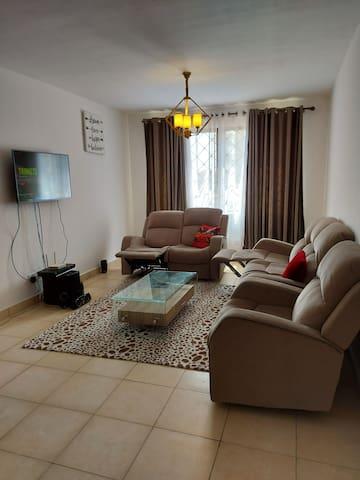 内罗毕的民宿