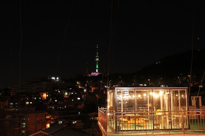 Itaewon-dong, Yongsan-gu的民宿