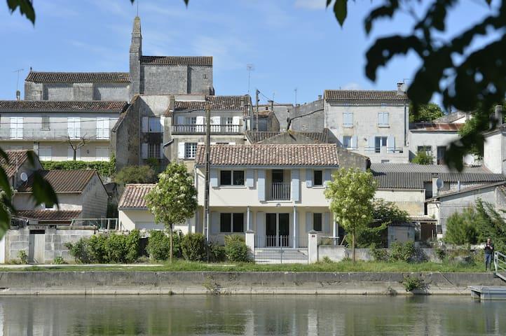 Saint-Simon的民宿
