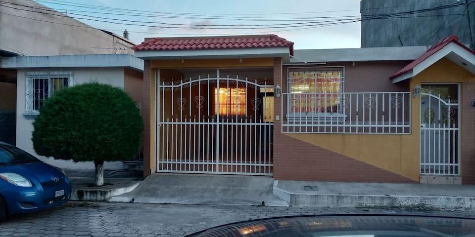 克萨尔特南戈(Quetzaltenango)的民宿