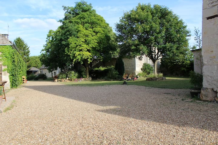 Ambillou-Château的民宿
