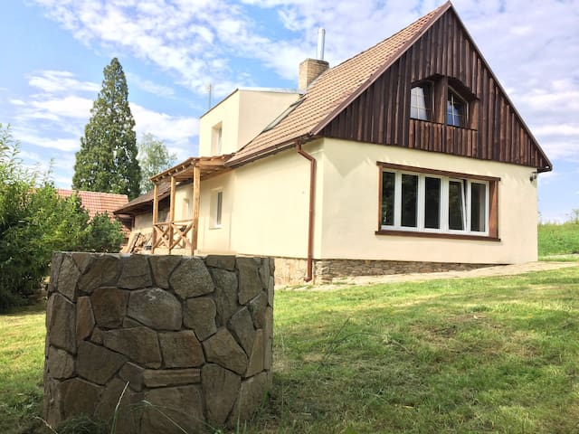 Komařice的民宿