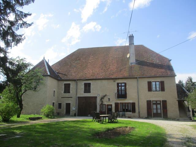 La Résie-Saint-Martin的民宿