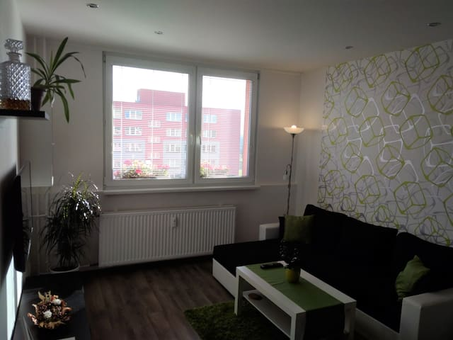 Apartment with beautiful view, everithing close
