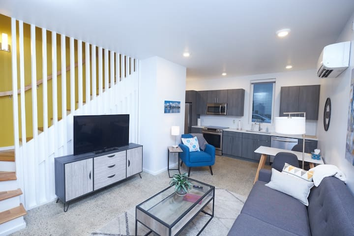 New Town House in Historic District of Chattanooga