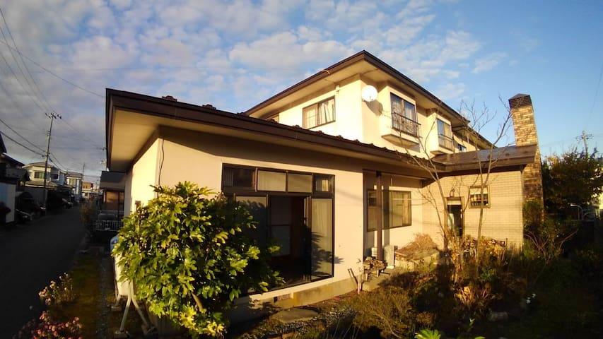 Akita-shi的民宿