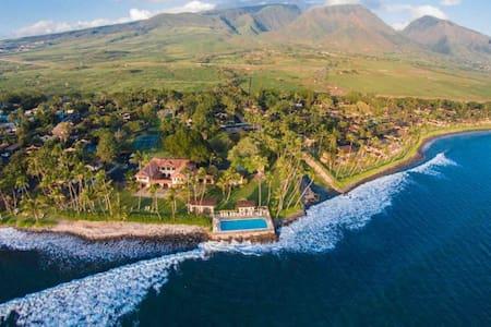 Puamana Ocean Breeze: gorgeous just steps to ocean