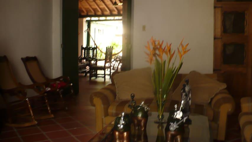 Bolivar的民宿