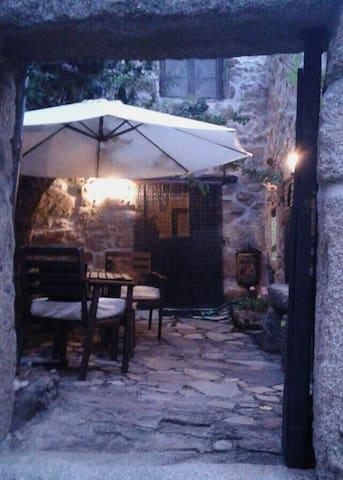Villar de Corneja的民宿