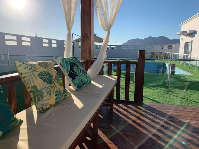 Acacia villa, with private swimming pool
