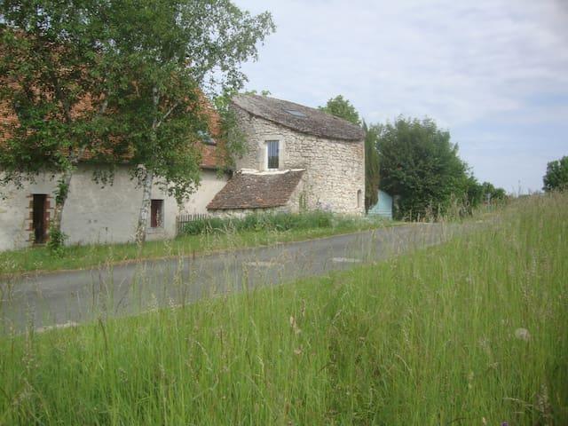 Huisseau-sur-Cosson的民宿