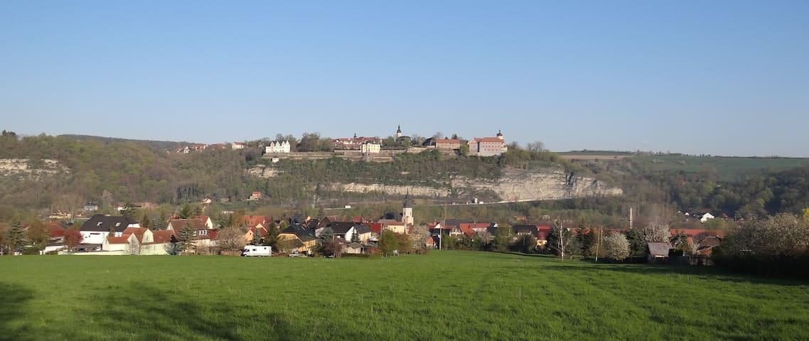 Dorndorf-Steudnitz的民宿