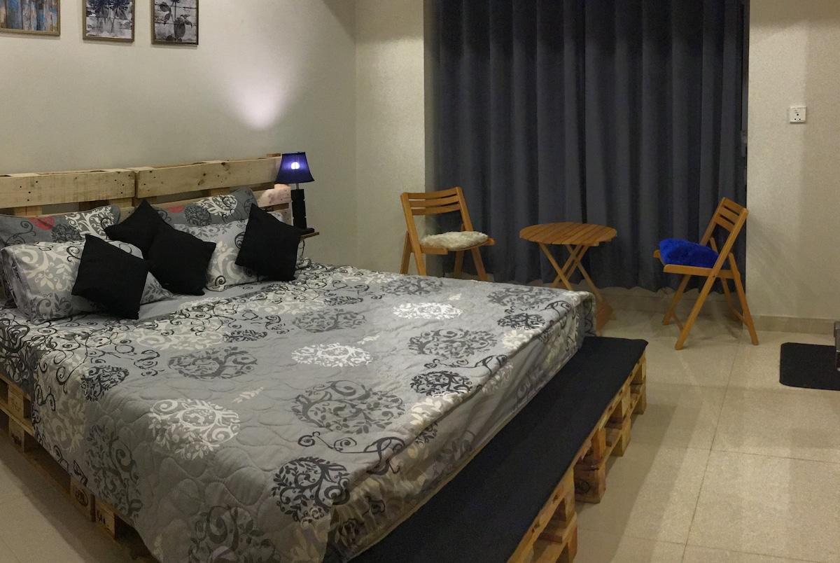 Single Bedroom apartment | Clean & Spacious