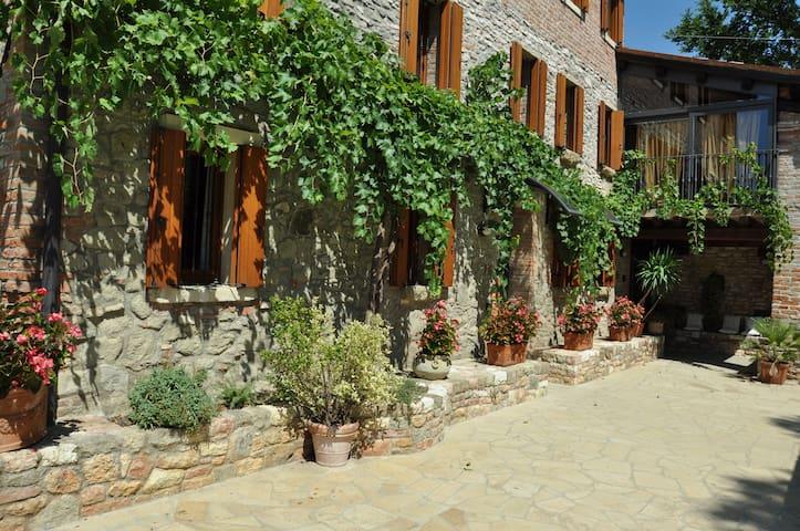 Cervarese Santa Croce的民宿