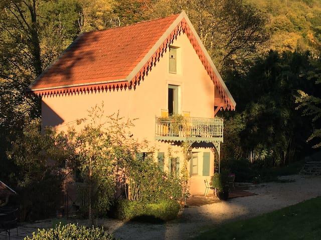 贝桑松 (Besançon)的民宿