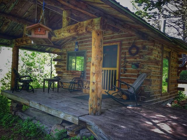 Granny's Off-the-Grid. A sweet retreat