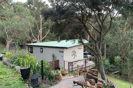 Charming Cottage and Artist Studio close to Lorne