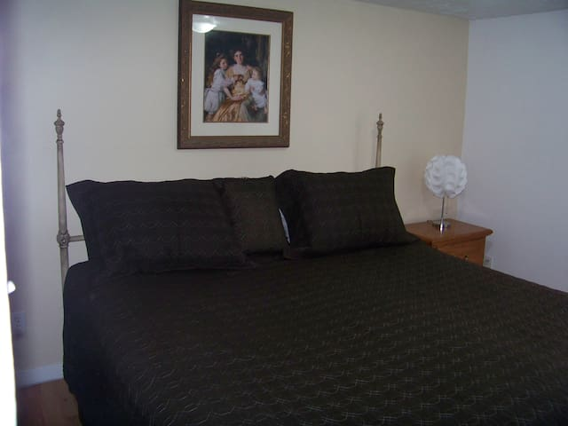 Sweet, comfy & welcoming / Agréable, confortable