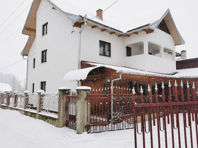 Demăcușa的民宿