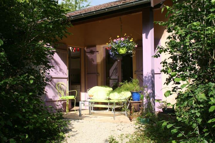 Soulosse-sous-Saint-Élophe的民宿