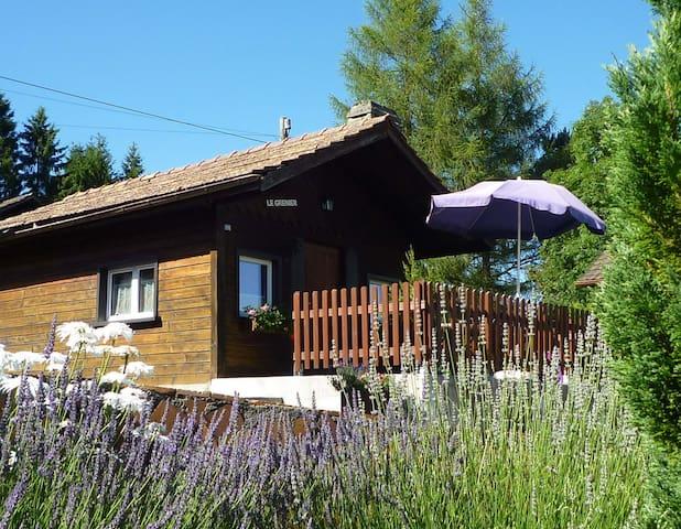 Montfaucon的民宿