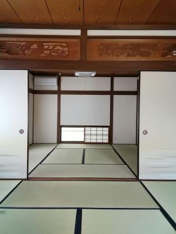 Nichinan-shi的民宿