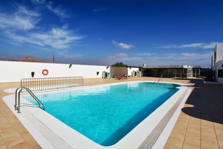 Puerto del Carmen big Share Pool Wifi Terrace  30
