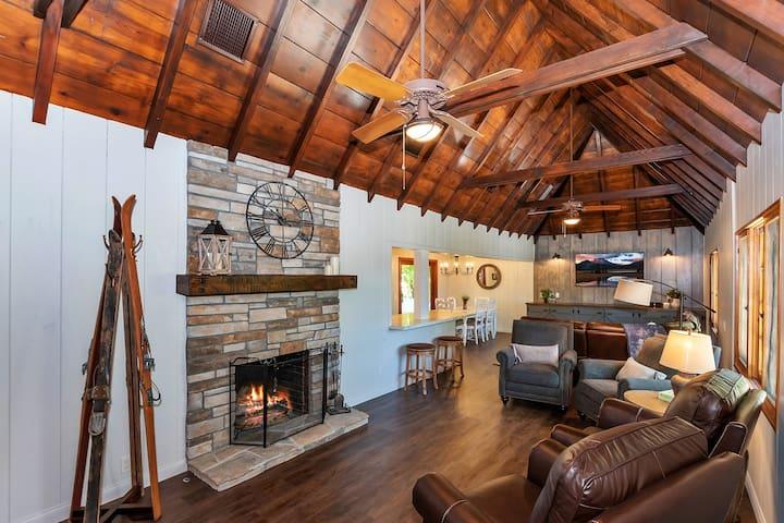 Lakehouse Retreat -